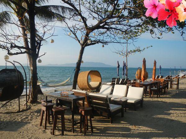 Sunset At Aninuan Resort Puerto Galera Online Services